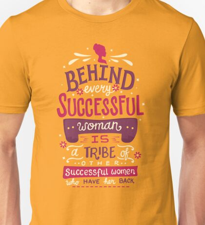 Successful women Unisex T-Shirt