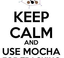Keep calm and use mocha for tracking by afterdefect