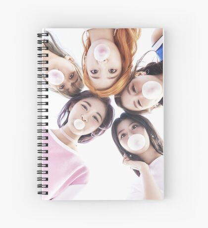 TWICE TT 04 Spiral Notebook