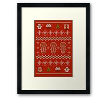 Tis the Season to be Cute Framed Print