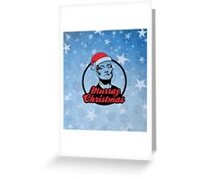 Murray Xmas Greeting Card