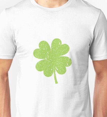 St. Patrick's Clover Unisex T-Shirt