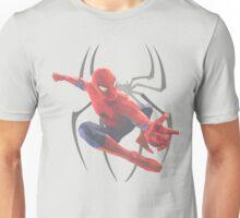 Geometric Spiderman Unisex T-Shirt