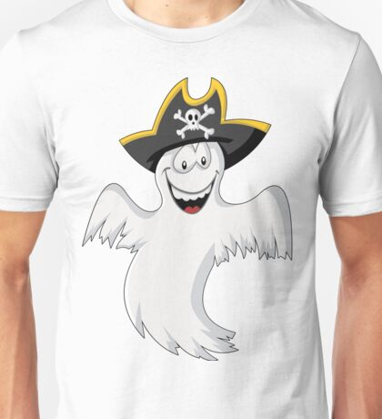 Ghost Pirates Unisex T-Shirt
