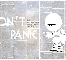 Hitchhiker's Guide to The Galaxy by ParadisoVia