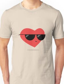 Cool Heart Unisex T-Shirt