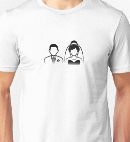 Couple / wedding couple Unisex T-Shirt