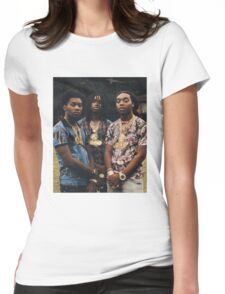 Migos Womens Fitted T-Shirt