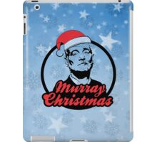 Murray Xmas iPad Case/Skin
