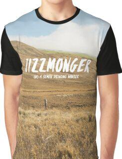 JIZZMONGER Graphic T-Shirt