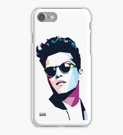 bruno mars iPhone Case/Skin