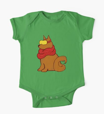 Cool Pup One Piece - Short Sleeve
