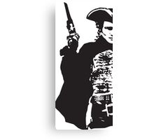 Stand and Deliver: Adam Ant Canvas Print