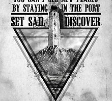 Set Sail and Discover by DVerissimo