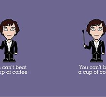 Sherlock's Riding Crop (mug) by redscharlach