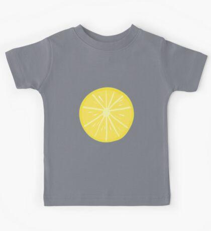 Lemon Kids Tee