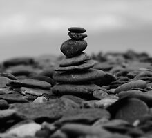 Stacked Rocks by cameronstow