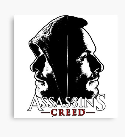 Assassin's Creed Canvas Print