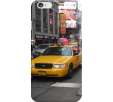 TAXI! iPhone Case/Skin