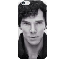 Benedict Cumberbatch In Sherlock iPhone Case/Skin