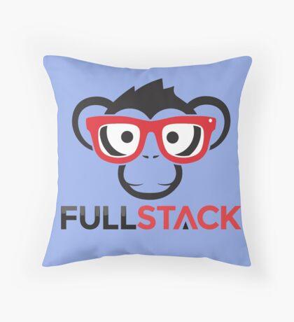 FULL STACK Throw Pillow