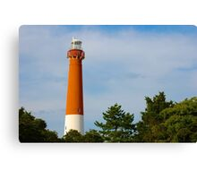 Barnegat Lighthouse Canvas Print