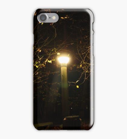 Light in the Woods iPhone Case/Skin