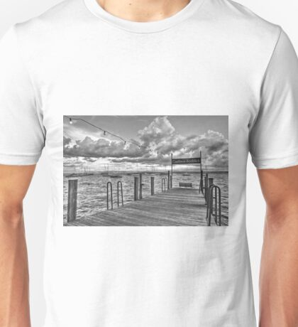 Lake Constance Restaurant's Jetty Unisex T-Shirt