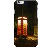 Call in the Woods iPhone Case/Skin
