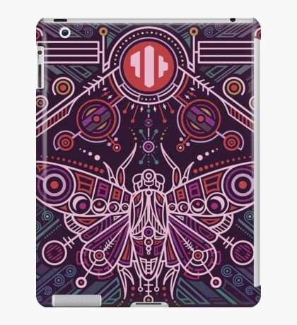 Butterfly Meaning iPad Case/Skin