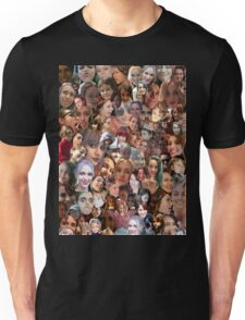 Face Collage  Unisex T-Shirt