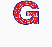 G letter in Spider-Man style Unisex T-Shirt