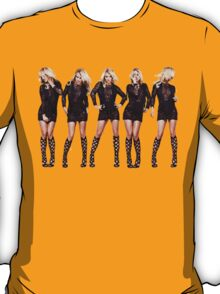 All eyes on us. T-Shirt