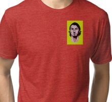 Dare To Zlatan Tri-blend T-Shirt