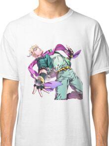 Caesar Anthonio Zeppeli - Jojo's Bizarre Adventure Part 2: Battle Tendency Classic T-Shirt
