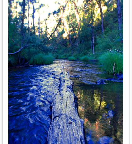 Rocky River Fishing Sticker