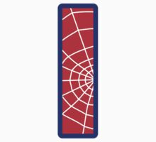 I letter in Spider-Man style by Stock Image Folio