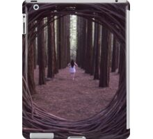 Forest Portal iPad Case/Skin