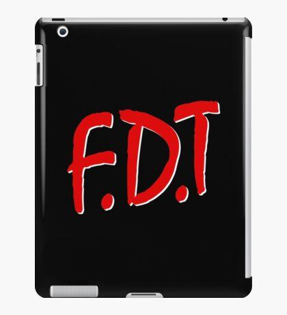 FDT iPad Case/Skin