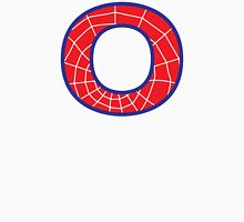 O letter in Spider-Man style Unisex T-Shirt