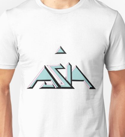 Asia / 80s Colours Unisex T-Shirt