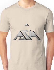 Asia / Stone Grey Unisex T-Shirt