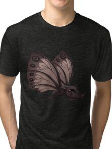 Glitch Inhabitants npc batterfly Tri-blend T-Shirt