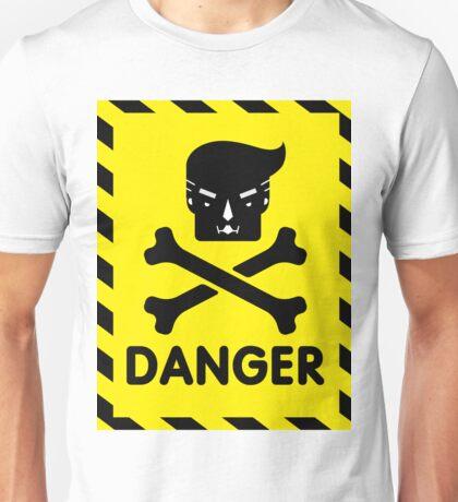 The Dangers of Donald Trump version2 Unisex T-Shirt