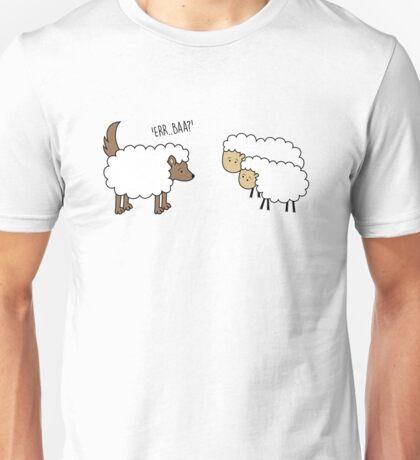 Err..baa? Unisex T-Shirt