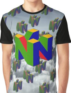 N64 Graphic T-Shirt
