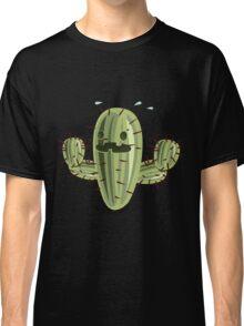 Glitch Inhabitants npc cactus Classic T-Shirt