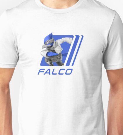 Simple Smash. Falco Unisex T-Shirt
