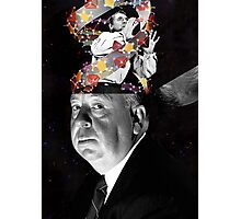 Alfred Hitchcook  Photographic Print