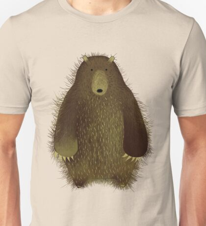 Barnsley the Big Bear. Unisex T-Shirt